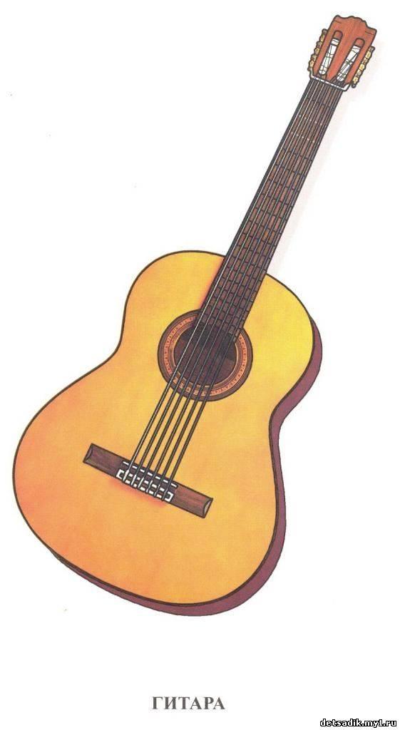 знакомство с музыкальными инструментами в детском саду конспект